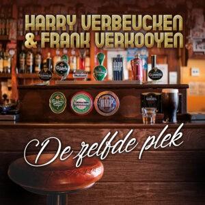 Harry Verbeucken neem samen met Frank Verkooyen 'De zelfde plek' op