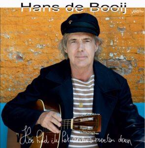 Hans de Booij presenteert z'n nieuwe album 'Hoe had ik het anders moeten doen?'