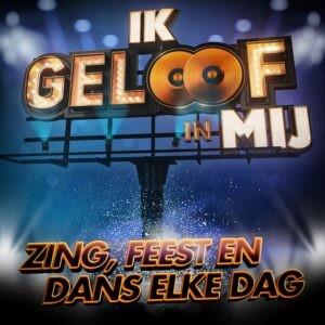 Volkszangers van 'Ik geloof in mij' presenteren 'Zing, feest en dans elke dag'
