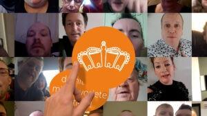TV Oranje is in april 'Zender van de Maand' bij T-Mobile en geeft daarnaast geeft Koningsdag de kijker zendtijd