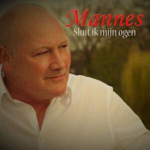 Mannes presenteert nieuwe single 'Sluit ik mijn ogen'