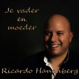 Ricardo Hanenberg presenteert nieuwe single 'Je vader en moeder'