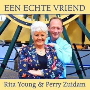 Rita Young en Perry Zuidam nemen duet 'Een echte vriend' op
