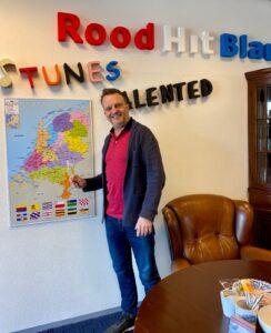 Rood-Hit-Blauw producties betrekt nieuw pand in Nijkerk