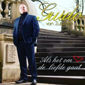 Guido van Zutphen brengt gevoelige nummer 'Als het om de liefde gaat' op het juiste moment uit