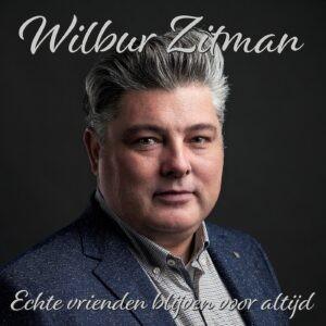 Wilbur Zitman laat serieuze kant zien met 'Echte vrienden blijven voor altijd'