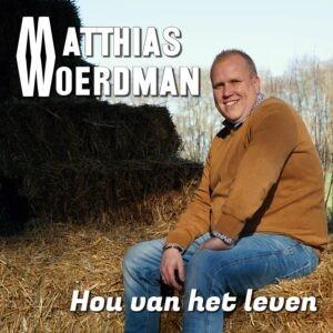 Matthias Woerdman houdt van het leven