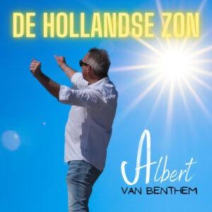 Albert van Benthem met 'De Hollandse Zon'