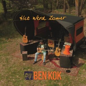 Ben Kok vormt 'Het werd zomer' om tot ware feestplaat
