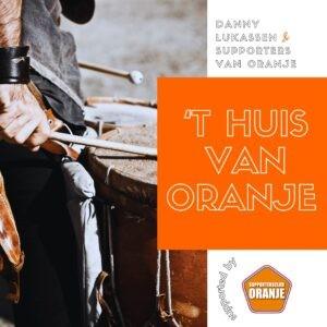 Danny Lukassen komt met  'T Huis van Oranje