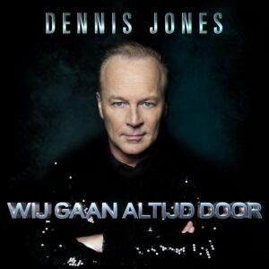 Dennis Jones 'gaat altijd door'… nu als Trotsplaat