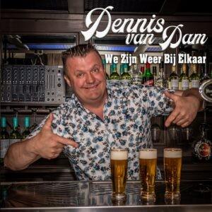 Dennis van Dam heeft met 'We zijn weer bij elkaar' een gezellige plaat in handen