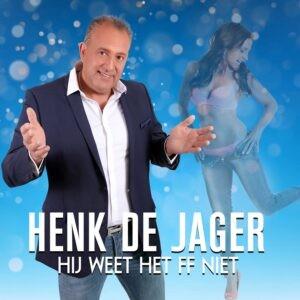 Henk de Jager presenteert 'Hij weet het ff niet'
