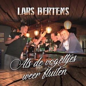 Lars Bertens debuteert met 'Als de vogeltjes weer fluiten'