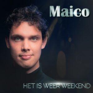 Maico terug met nieuwe single 'Het is weer weekend'