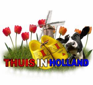 Thuis in Holland maakt proefopname voor een nieuw format