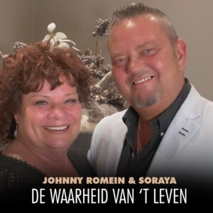 Johnny Romein en Soraya zingen samen over tranen
