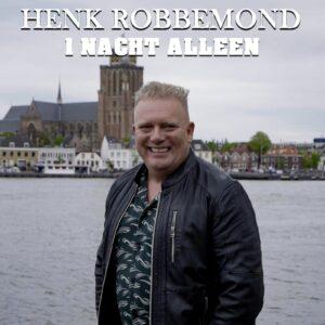 Henk Robbemond brengt nieuwe single '1 Nacht alleen' uit bij Knock Knock Music