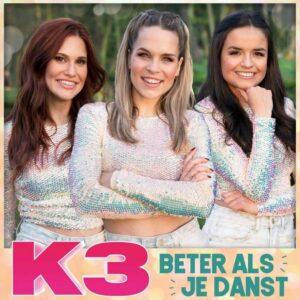 K3 brengt laatste single met Klaasje uit