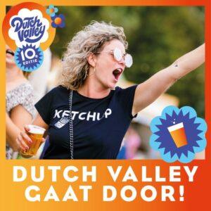 Dutch Valley 2021 gaat door