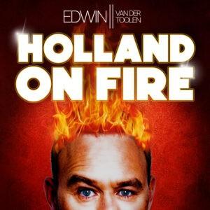 Edwin van der Toolen zet Holland On Fire deze sportzomer