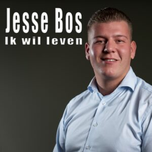 Jesse Bos maakt met IK WIL LEVEN zijn debuut als zanger