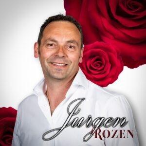 Jurgen Geerts geeft rozen aan zijn grote liefde