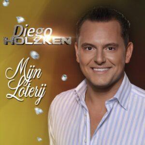 Diego Holzken gaat voor de hoofdprijs in Mijn loterij