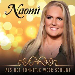 Nieuwe single voor Naomi
