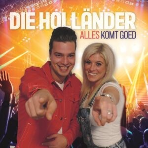 Die Hollander lanceren de videoclip van hun single Alles komt goed
