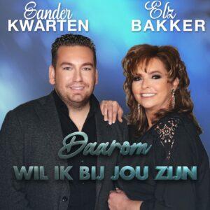 Sander Kwarten en Elz Bakker Trotsplaat met nieuw duet Daarom wil ik bij jou zijn