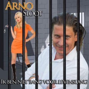 Arno Sloot verbouwt IK BEN NIET BANG VOOR LEVENSLANG tot ware feestplaat