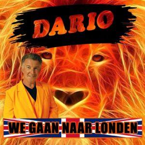 Dario komt met een gezellige meezinger voor de mannen van Oranje