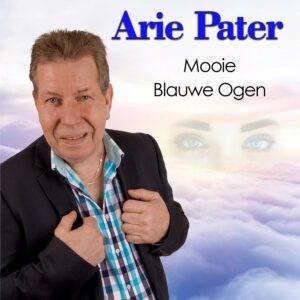 Arie Pater presenteert nieuwe single MOOIE BLAUWE OGEN