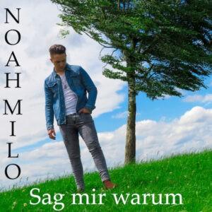 Nederlandse zanger Noah Milo brengt krachtige Duitstalige pop single uit