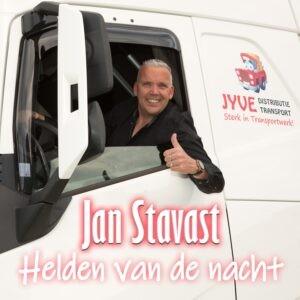 Jan Stavast lanceert HELDEN VAN DE NACHT