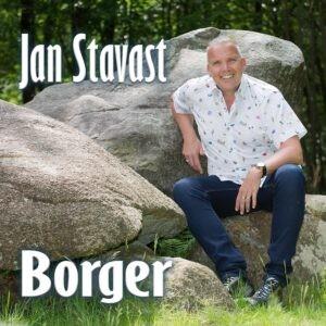 Jan Stavast zingt over zijn woonplaats Borger