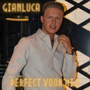 GIANLUCA hoopt met PERFECT VOOR MIJ in de voetsporen te kunnen treden van zijn Haagse voorbeelden