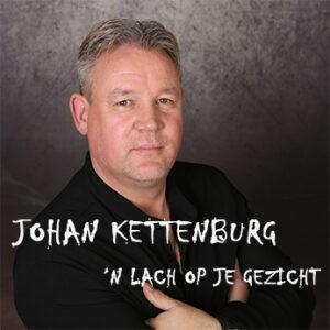 Johan Kettenburg komt met vrolijke single 'N LACH OP JE GEZICHT