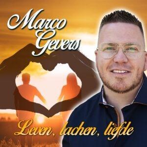 Marco Gevers debuteert met LEVEN LACHEN LIEFDE