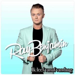 Ray Benjamin komt met vrolijk dansnummer IK LEEF VANAF VANDAAG