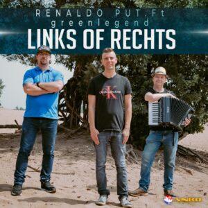 Renaldo Put legt de lat iets hoger met zijn nieuwste single getiteld LINKS OF RECHTS