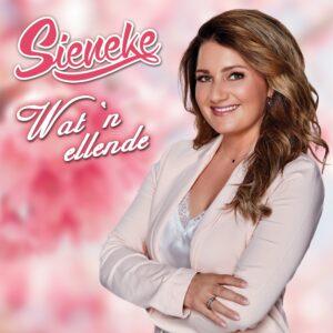 Sieneke presenteert haar nieuwe single met de wel heel toepasselijke titel WAT 'N ELLENDE