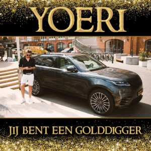 Nijmeegse zanger Yoeri lanceert debuutsingle JIJ BENT EEN GOLDDIGGER
