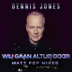 Dennis Jones in de remix molen van Matt Pop