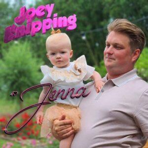 Nijmeegse volkszanger Joey Knipping zingt lied over zijn dochter JENNA