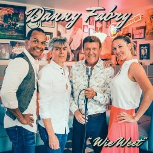 Danny Fabry met nieuwe single WIE WEET VBRO Trotsplaat