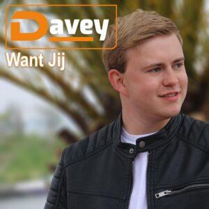 Davey brengt tweede single uit