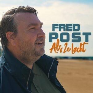 Fred Post steekt ALS ZE LACHT in nieuw jasje