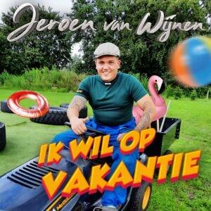 Jeroen van Wijnen heeft vakantiekriebels